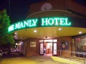 Manly Hotel The - Tourism TAS