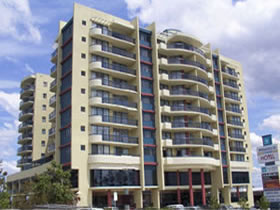 Springwood Tower Apartment Hotel - Tourism TAS