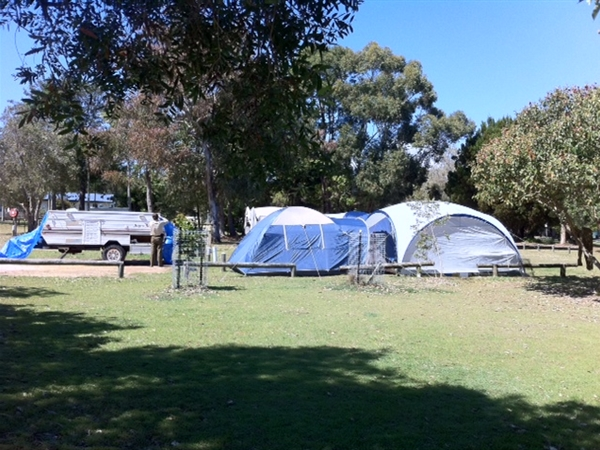 Amity Point Camping Ground - Tourism TAS