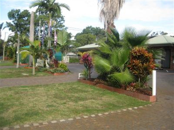 Beachmere Palms Motel - Tourism TAS