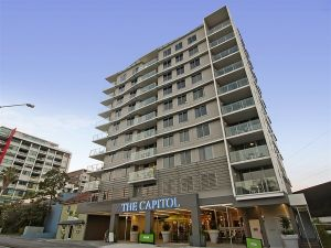 The Capitol Apartments - Tourism TAS