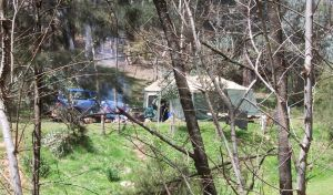 Abercrombie Caves campground - Tourism TAS