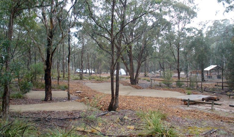 Bungonia Campground - Tourism TAS