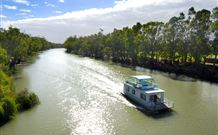 Edward River Houseboats - Tourism TAS