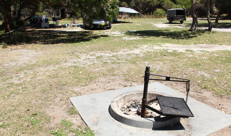 Gillards campground - Tourism TAS