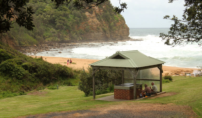 Little Beach campground - Tourism TAS