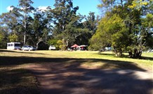 Shallow Crossing Campground - Tourism TAS
