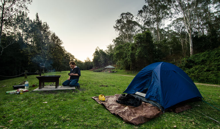 Woko campground - Tourism TAS
