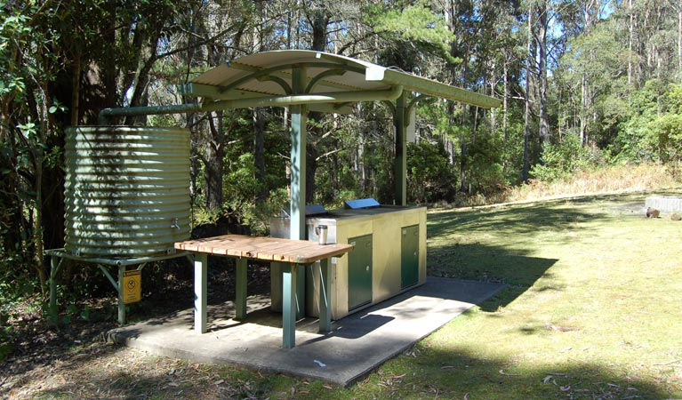 Youngville campground - Tourism TAS