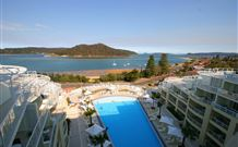 The Tantra Apartments at Ettalong Beach Resort - Tourism TAS