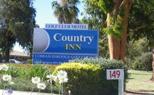 Barooga Country Inn Motel - Barooga - Tourism TAS