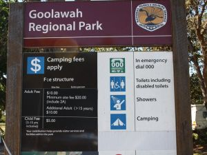 Goolawah National and Regional Parks - Tourism TAS
