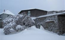 Knockshannoch Ski Lodge - - Tourism TAS