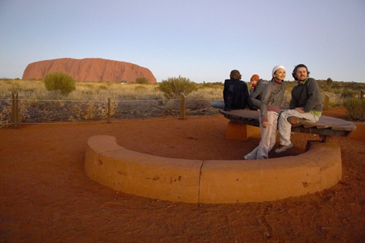 Ayers Rock - Outback Pioneer Lodge - Tourism TAS