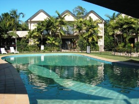 Hinchinbrook Marine Cove Resort Lucinda - Tourism TAS