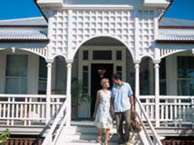 Wiss House Bed and Breakfast - Tourism TAS