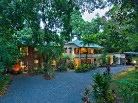 Red Mill House in Daintree - Tourism TAS