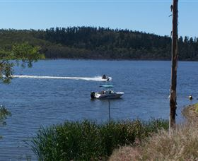 Paradise Dam Recreation Park - Tourism TAS