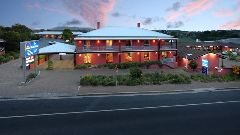 Best Western The Henry Parkes - Tourism TAS