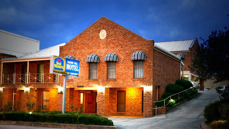 BEST WESTERN Bakery Hill Motel - Tourism TAS