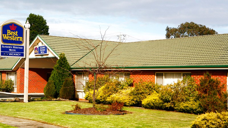 BEST WESTERN Sandown Heritage Motel - Tourism TAS
