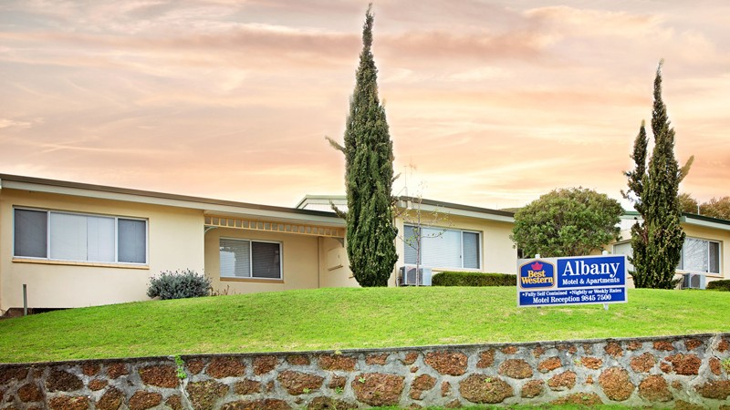 Best Western Albany Motel and Apartments - Tourism TAS