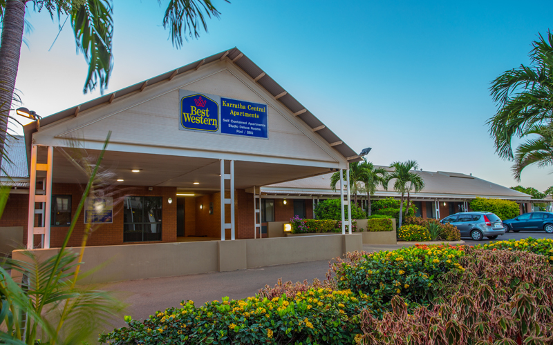 Best Western Karratha Central Apartments - Tourism TAS