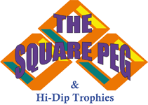 The Square Peg  Hi-Dip Trophies - Tourism TAS