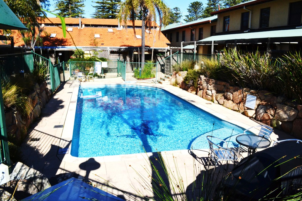 Cottesloe Beach Chalets - Tourism TAS