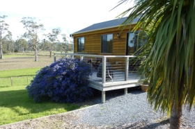 Hazelcreek Cottages - Tourism TAS