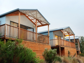 Discovery Holiday Parks Hobart Cosy Cabins - Tourism TAS