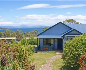 Bruny Island Accommodation Services - Omaroo Cottage - Tourism TAS