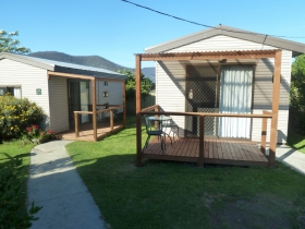 Hobart Cabins and Cottages - Tourism TAS