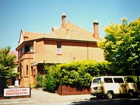 Launceston Backpackers - Tourism TAS