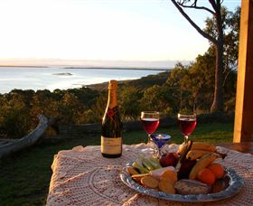 Island View Spa Cottage - Tourism TAS
