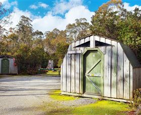 Discovery Holiday Parks Cradle Mountain Cosy Cabins - Tourism TAS