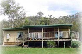 Apsley Holiday Unit - Tourism TAS