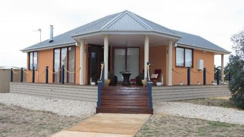 Aurora Cottages - Tourism TAS