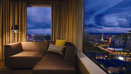 Grand Hyatt Melbourne - Tourism TAS