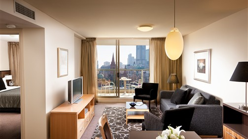 Quay West Suites Melbourne - Tourism TAS
