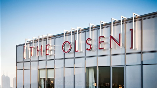 The Olsen - Tourism TAS