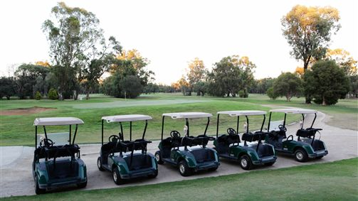 Deniliquin Golf Leisure Resort - Tourism TAS