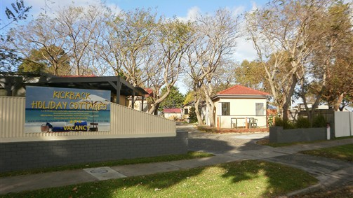 Kickback Cottages - Tourism TAS