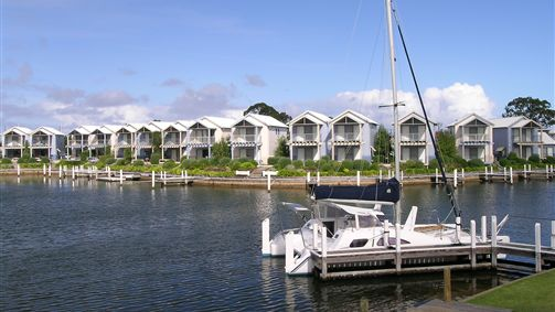 Captains Cove Resort - Tourism TAS