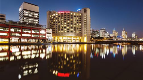 Crowne Plaza Melbourne - Tourism TAS