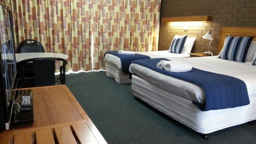 Barooga Country Inn Motel - Tourism TAS