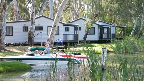 Cohuna Waterfront Holiday Park - Tourism TAS