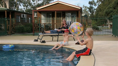 Lake Fyans Holiday Park - Tourism TAS