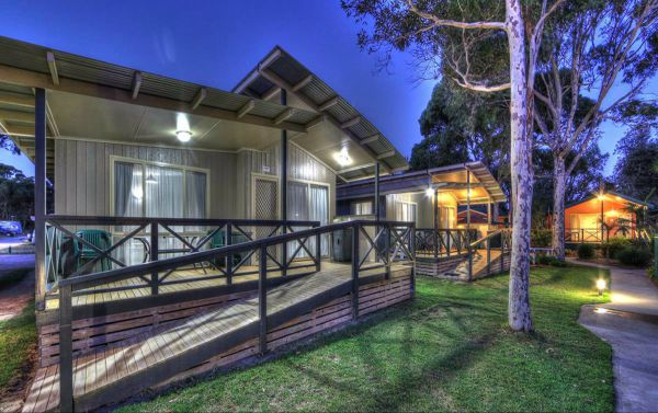 BIG4 Moruya Heads Easts Dolphin Beach Holiday Park - Tourism TAS