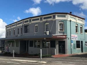 Commercial Hotel Motel Lithgow - Tourism TAS